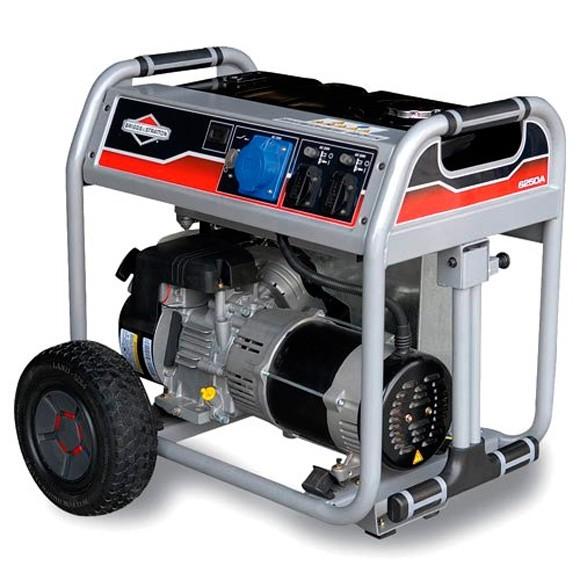 Генератор бензиновый B&S 6250A арт.38026