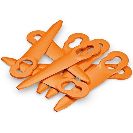 Набор ножей STIHL Policut 2-2 (8шт) арт.40080071000