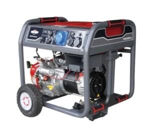 Генератор бензиновый B&S Elite 8500 арт.38028