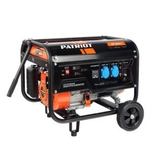 Генератор бензиновый PATRIOT  GP 3810L арт.474101545