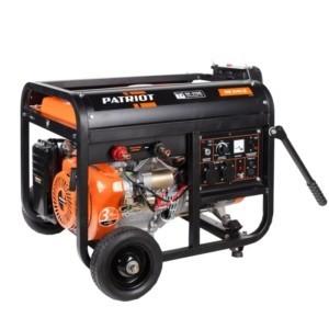 Генератор бензиновый сварочный PATRIOT GW 2145LE арт.474102999