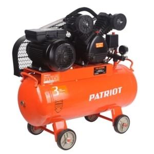 Компрессор PATRIOT PTR 50-450A, Ременной, 220В, 2.2 кВт арт. 525306325