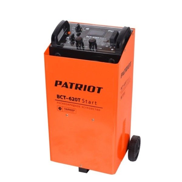 Пускозарядное устройство PATRIOT BCT-620T Start арт.650301565