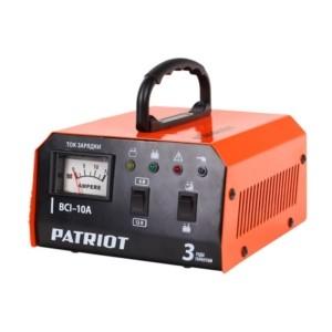 Зарядное устройство PATRIOT BCI-10A арт. 650303410