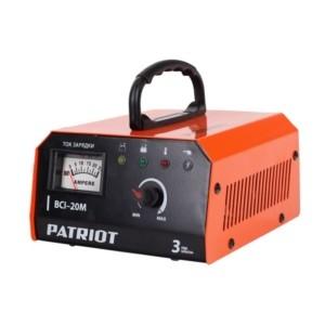 Зарядное устройство PATRIOT BCI-20M арт.650303420