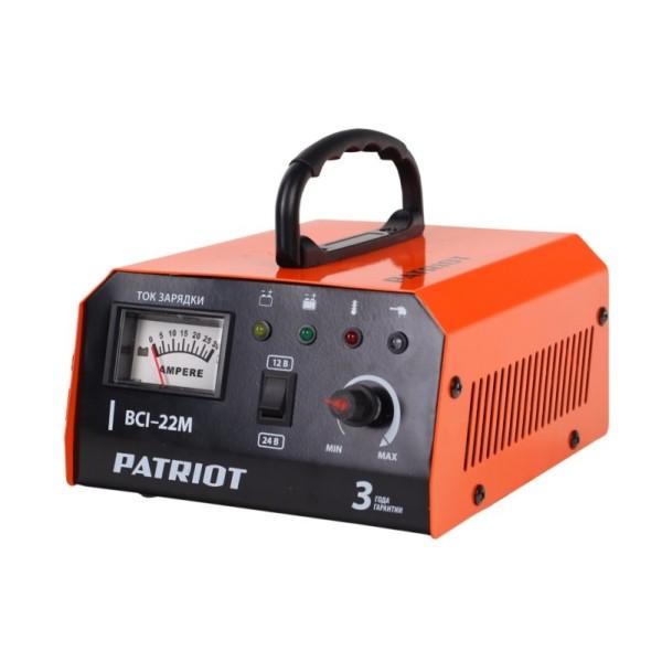 Зарядное устройство PATRIOT BCI-22M арт.650303425