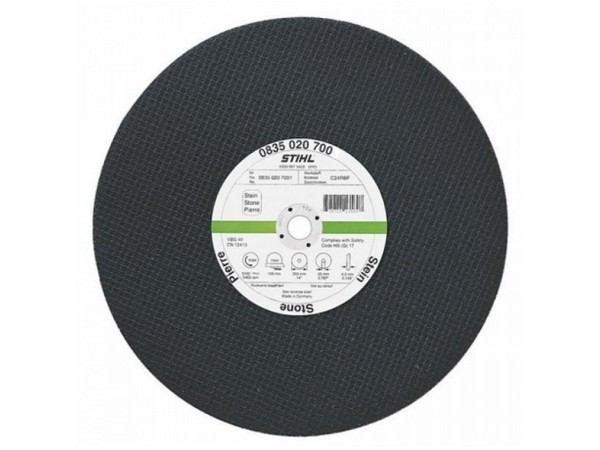Абразивный круг STIHL 400 мм (камень, бетон) арт. 08350207002