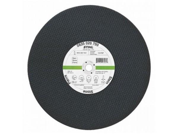 Абразивный круг STIHL 400 мм (асфальт, чугун) арт.08350307002