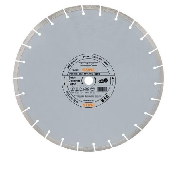 Диск алмазный STIHL 350мм SB 80 горная порода, бетон арт. 08350907008