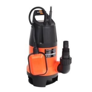 Насос дренажный PATRIOT F 850 д/грязн.воды арт. 315302407