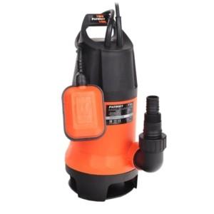 Насос дренажный PATRIOT F 900 NEW  д/грязн.воды арт. 315302409