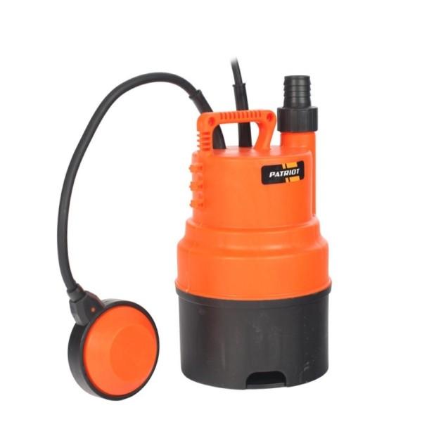 Насос дренажный PATRIOT F 300 (NEW) F 300, д/грязной воды арт.315302417