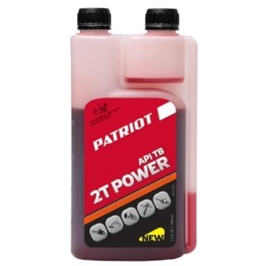 Масло минерал. PATRIOT POWER ACTIVE 2T дозаторная 0,946л. арт. 850030568