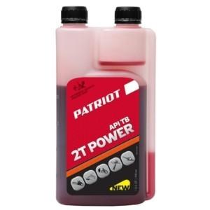 Масло минерал. PATRIOT POWER ACTIVE 2T дозаторная 0,946л. арт. 850030568