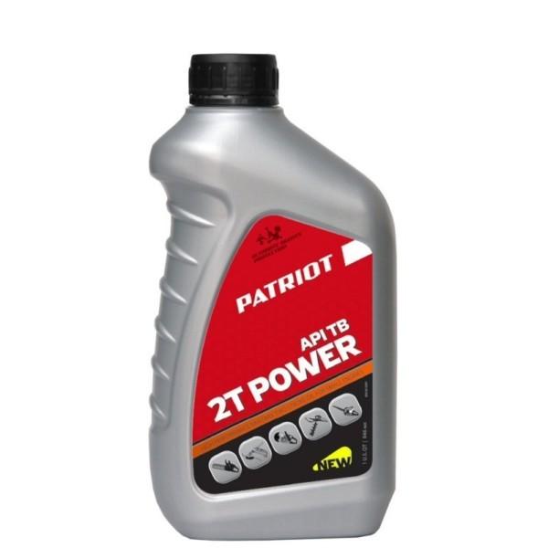 Масло минерал. PATRIOT POWER ACTIVE 2T 0,946л арт. 850030597