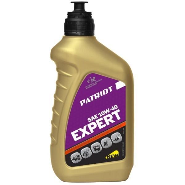 Масло PATRIOT EXPERT HIGH-TECH 10W40 0,946л. арт. 850030649