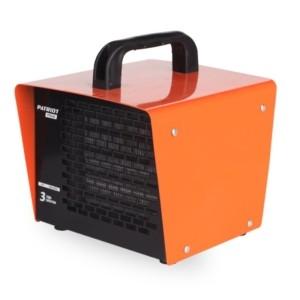 Тепловентилятор электрический PATRIOT PTQ 2S арт. 633307204