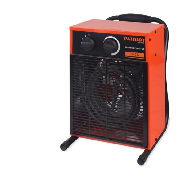 Тепловентилятор электрический PATRIOT PT-Q 5 арт.633307215