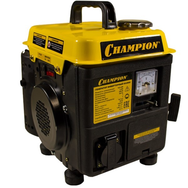 Бензиновый генератор CHAMPION IGG950