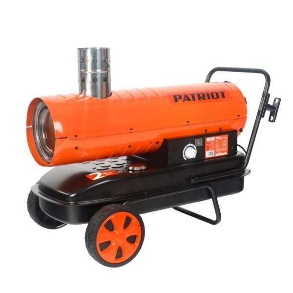 Калорифер дизельный PATRIOT DTC 209ZF, непрямой нагрев арт.633703018
