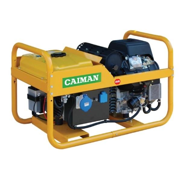 Генератор бензиновый Caiman Leader 12500XL21 DE AVR