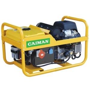 Генератор бензиновый Caiman Tristar 12500XL21 DET