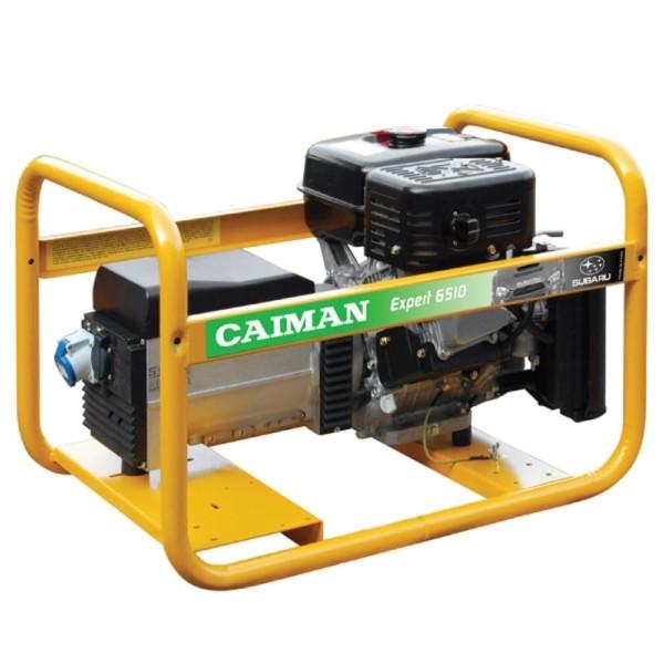 Генератор бензиновый Caiman Expert 6510X