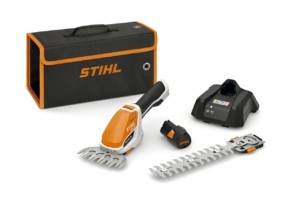 Садовые ножницы STIHL HSА 26 аккумуляторные SET арт.HA030113516