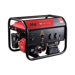 Бензиновый генератор FUBAG BS 3300 A ES