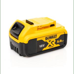 Аккумулятор DEWALT Li-Ion XR DCB184 18 Вольт 5 Ач