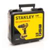 Аккумуляторный шуруповерт STANLEY SBD20D2K бесщеточная [SBD20D2K-RU]