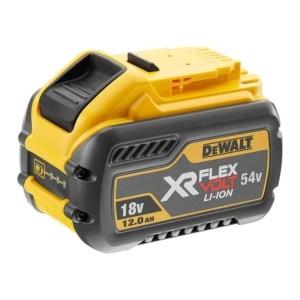 Аккумулятор DEWALT FLEXVOLT DCB548, 18В, 12Ач / 54В, 4Ач