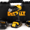 Аккумуляторная дрель-шуруповерт DeWALT DCD780С2 [DCD780C2-QW]