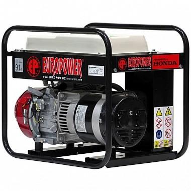 Генератор бензиновый EUROPOWER EP 3300/11 арт.SA0990305