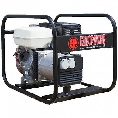 Генератор бензиновый EUROPOWER EP 4100 арт.SA0950398