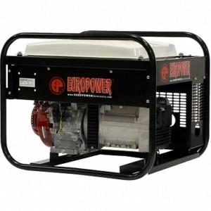 Генератор бензиновый EUROPOWER EP 4100 LN арт.SA0950404