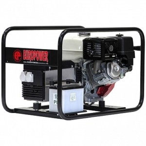 Генератор бензиновый EUROPOWER EP 6000 E арт. SA0950601