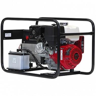 Генератор бензиновый EUROPOWER EP 6500 TE арт.SA0950653