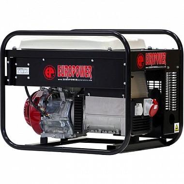 Генератор бензиновый EUROPOWER EP 6500 TLN арт.SA0950704