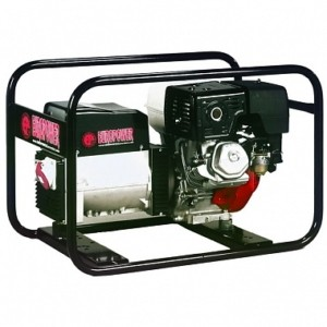 Генератор бензиновый EUROPOWER EP 6500 T 3X230V для ж/д арт. SA431